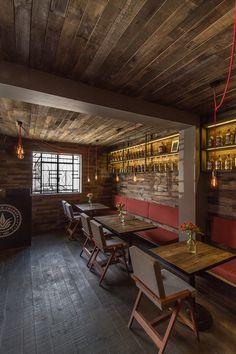 Mezcal Bar, Oaxaca Mexico