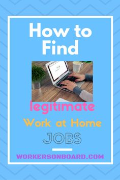 Want to work from home but not sure where to start?  Find out all the details about how you can find, apply and get a work at home jobs and other ways to make money online.