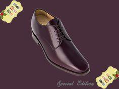¿Dónde encontrar el regalo más original? Entra en Masaltos.com y descubre la colección GoodYear Welt, edición Gianni Garzanero. Zapatos con alzas hechos a mano en más de 250 pasos con piel cordovan. Modelo foto: Orlando. #reyesmagos #zapatosconalzas https://www.masaltos.com/es/zapatos-con-alzas-hombre/gianni-garzanero/modelo-orlando_burgundy/599/1