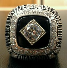 World Wide Dream Builder Exclusive Diamond Ring. My wonderful husband is working hard to EARN this ring