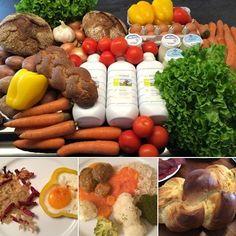 Allerlei aus Biokost: Gesunde Ernährung für die ganze Familie #gesund #ernährung #familie #biokost #LaCucinaAngelone Sausage, Meat, Food, Healthy Eating For Children, Health, Food Food, Tips, Sausages, Hoods