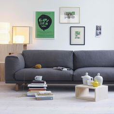 A+R Store - Rest Sofa: 3 Seater - Product Detail