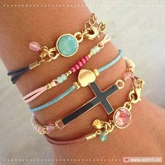 Fall Bracelets - Mint15 www.mint15.nl