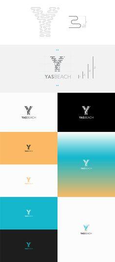 Yas Beach Club on Branding Served