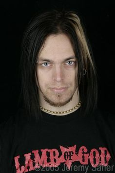 Matt Tuck - Bullet for My Valentine  Gorgeous!  Love his face :)