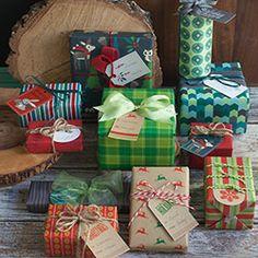 25 free printable Christmas gift tag templates for your holiday gifts.