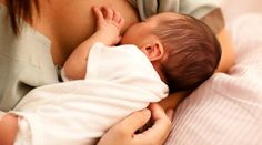 More than three quarters of new babies get at least a start at breast-feeding, according to the CDC.