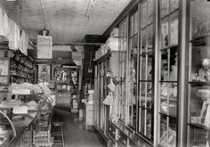 Interior of the Apolonia Stuntz toy store on New York Avenue