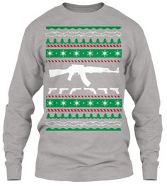 AR-15 Ugly Christmas Sweater! Order it here! http://teespring.com/ar15christmas Pin it for a chance to WIN!