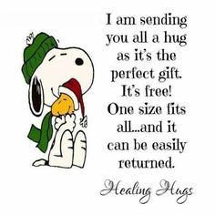 Um abraço bem apertadinho.