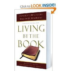 Previous Pinner Stated: Living By The Book by Howard Hendricks... the best book I know on inductive Bible Study