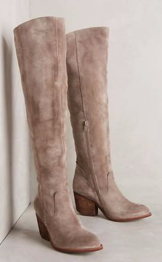 Jeffrey Campbell Oakmont Tall Boots #anthrofave