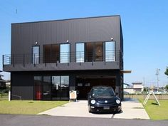 「ガルバリウムのかっこいい家」の画像検索結果