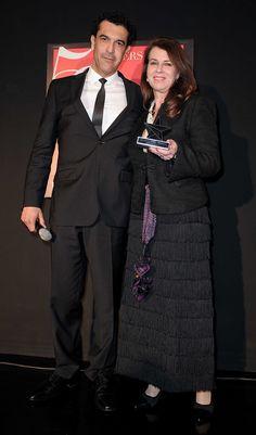 Jorge Castellanos y Lydia Lavin