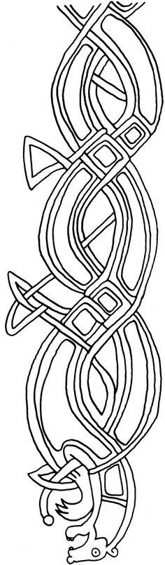 Merida bow pattern reference