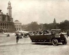 Visite touristique Paris Trocadéro 1926