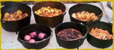 Cooking in Your Dutch Oven
