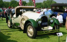 1925 Kissel  6-55 speedster