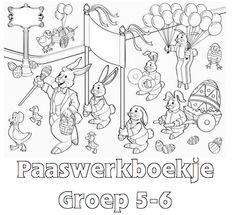 Paaswerkboekje Groep 5-6