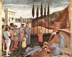 Fra Angelico : San Marco Altarpiece 8/10  1390/95-1455 フラ・アンジェリコ