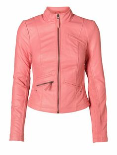 VERO MODA POWERS SHORT PU JACKET