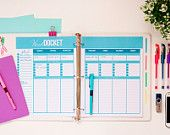 Planning Printables Set, Daily Planner, Weekly Planner, INSTANT Download, 70 pages