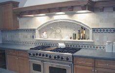 Arden Tile 2800 C 45th Avenue Vernon B.C. V1T 3N4 (250) 545-2272 #tiles #backsplash #kitchen