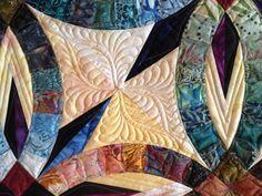 Neimeyers Bali Wedding Star - Sewing & Quilt Gallery