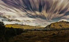 The clouds of Queenstown