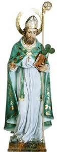 St. Patrick Statue - Bing images