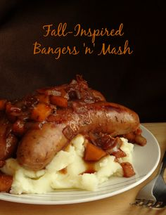 One of my all-time favourite sausages recipes, this dish is pure comfort food, designed to leave you feeling warm and happy on a chilly fall evening.