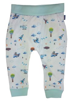 Ted Baker Baby Boys Trousers Bottoms City Dog Jersey Designer 12-18 Months