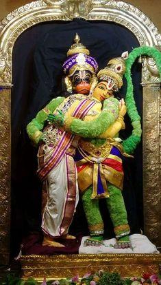 Hanuman Pics, Ram Hanuman, Hanuman Images, Indian Gods, Indian Art, Ganesh Lord, Ganesha, Hanuman Ji Wallpapers, Rama Image