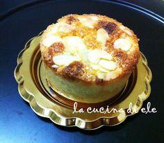 La cucina di Ele: Crostatine al limone con pasta di mandorle e frang...