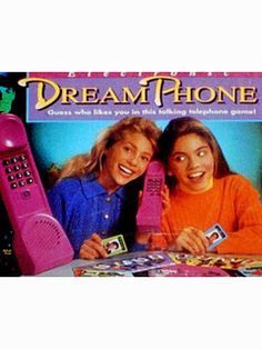 Dream Phone was the best game ever!!
