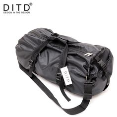 df954044bde6 High Quality Men Travel Bags Large Capacity Duffle Bag Shoulder Bag For  Women Men Waterproof Folding Bags Black Handbags    Find out more on ...