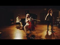 """Clean Bandit & Jess Glynne ~ """"Real Love"""".  Awesome song, & Clean Bandit brought back the same singer from """"Rather Be"""", Jess Glynne!"""