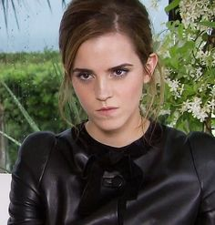- Emma Watson - She's not always sweetness and light!