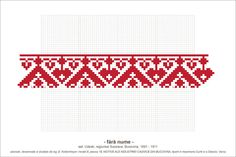 Semne Cusute: MOTIVE: (P18, M8) Folk Embroidery, Embroidery Patterns Free, Beading Patterns, Stitch Patterns, Cross Stitch Boards, Simple Cross Stitch, Hama Beads, Pixel Art, Folk Art