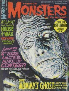 Monster Book Of Monsters, Monster Cards, Horror Monsters, Famous Monsters, Monster Mash, Scary Monsters, Classic Monster Movies, Classic Horror Movies, Classic Monsters