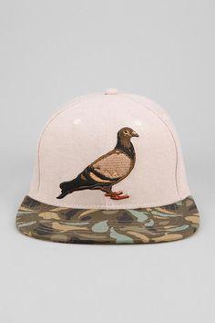 Staple Terrapin Pigeon Snapback Hat