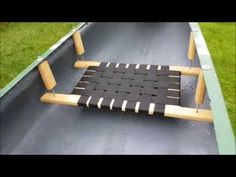 HOW TO FIT CANOE SEATS - YouTube