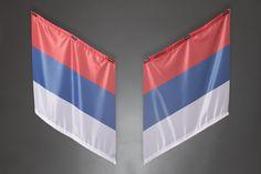Fahnen | Armfahnen | flags | armflags | Fanartikel | Merchandising | Serbien, Serbia für 14,95 Euro