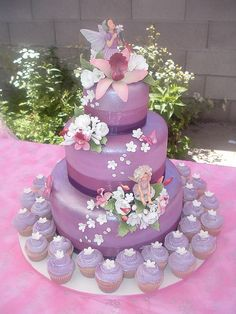 Isn't this lovely?!, I think so!   *Kids and Cakes 046 by Rook No. 17, via Flickr