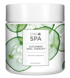 Cucumber Heel Therapy™ Intensive Treatment | CND Cucumber For Face, Home Beauty Tips, Pedicure Kit, Creative Nails, Creative Nail Designs, Cnd, Beauty Shop, Products, Mens Hair