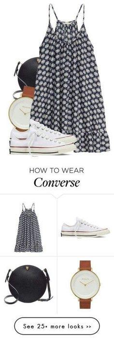 Convers y vestido
