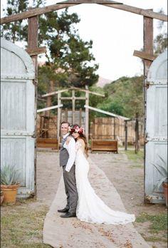 Real Stella York Bride Monica + David