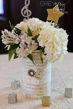 Vintage Shabby Chic Baby Shower Party Ideas   Photo 1 of 45   Catch My Party