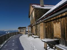 Hochpustertal, Südtirol: Winterwandern in den Dolomiten