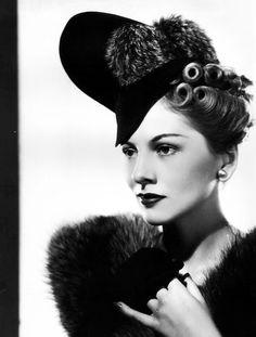 Joan Fontaine 1938...